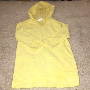 Old Navy Terry Cloth Hooded Swimsuit Cover-Up